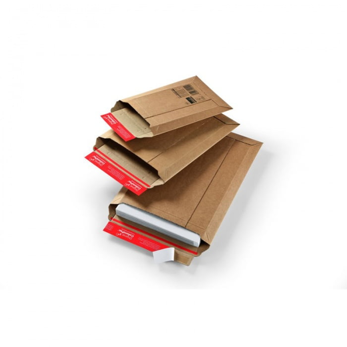 Kartonnen Envelop 235 x 340 x -35 mm