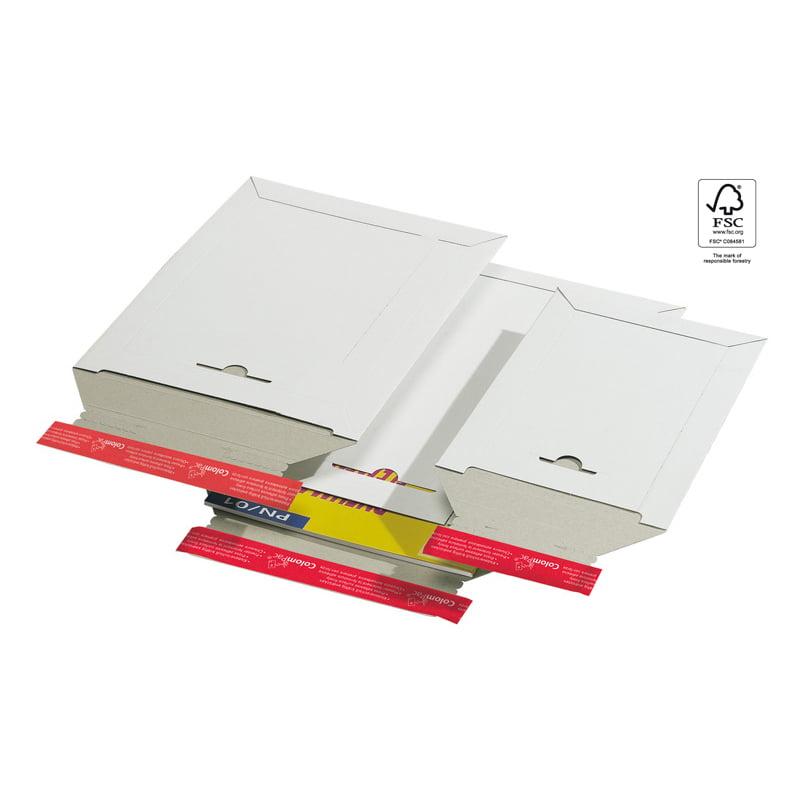 Kartonnen Envelop 170 x 245 x -30 mm
