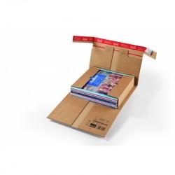 Boekverpakking 322 x 292 x 80 mm