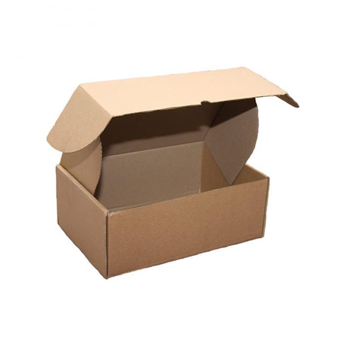 Kartonnen Doos met Sluitklep 550 x 130 x 130 mm