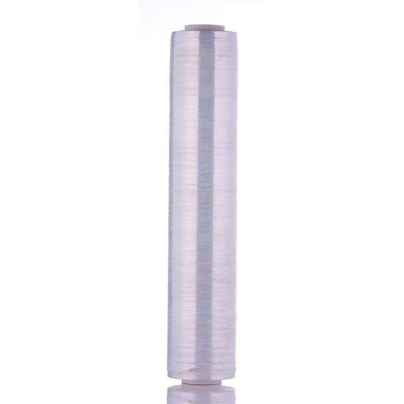 Rekwikkelfolie 125mm Transparant