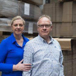 Ciska en Rob van der Wal