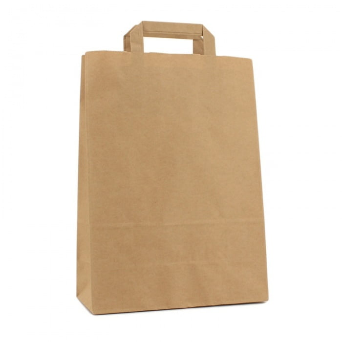 verpakking draagtas papier