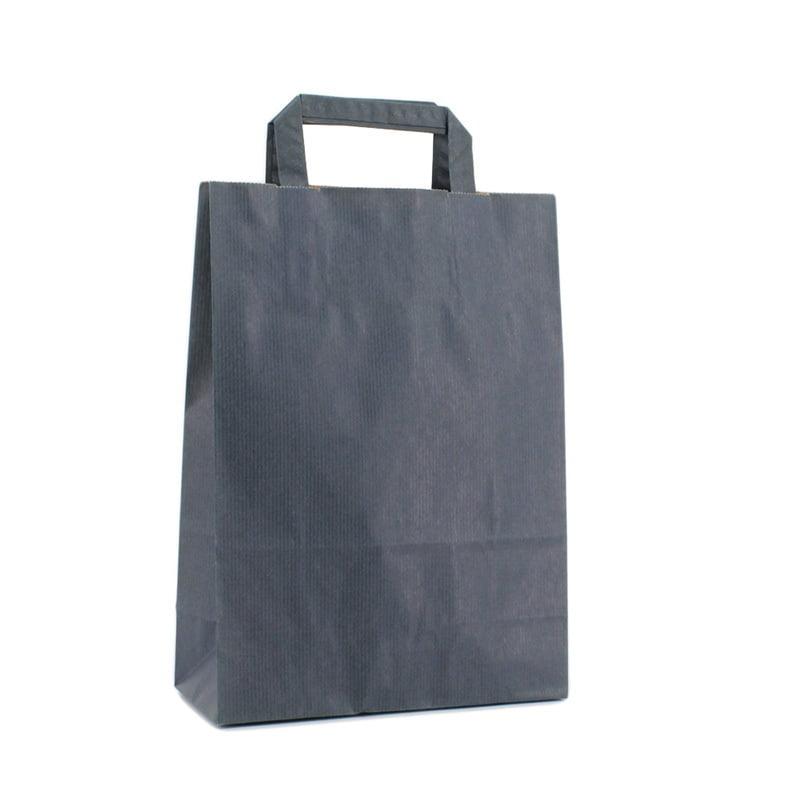 Budget Papieren Tas - Donkerblauw