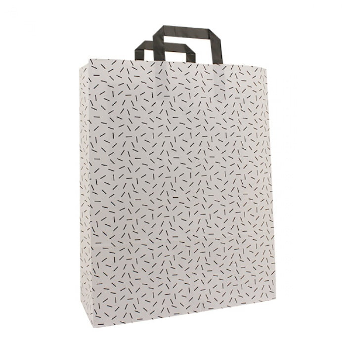 Budget Papieren Tas - Sprinkle