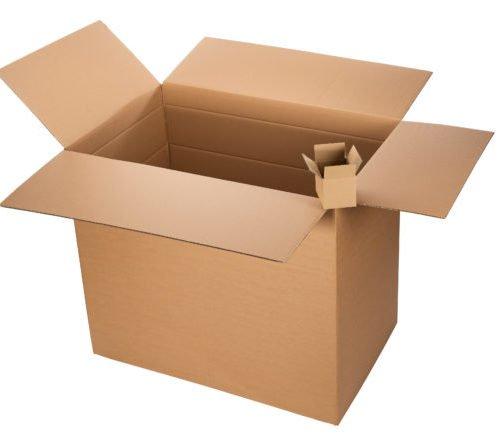 Palletdoos en kleinste doos