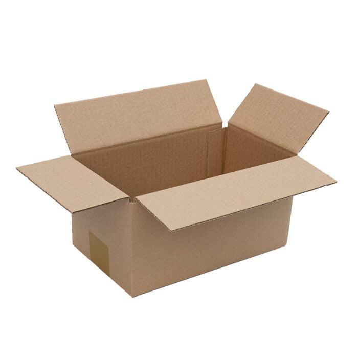 kartonnen verpakking doos